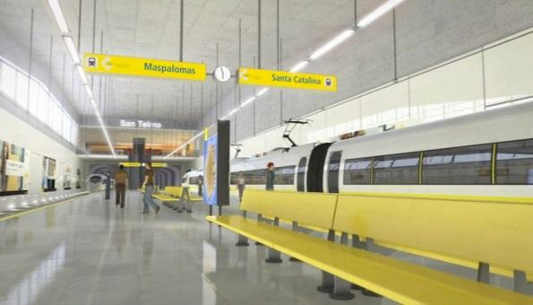 So sollen die Stationen der künftigen Schnellbahn aussehen.