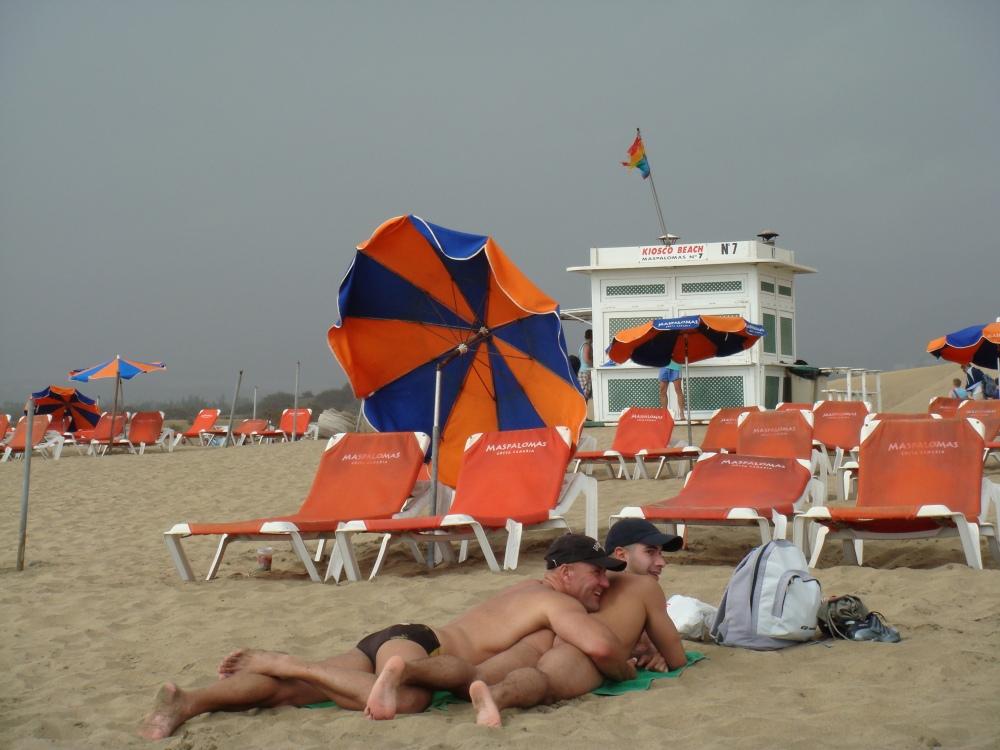 Maspalomas: Nackt am Strand ist nun erlaubt