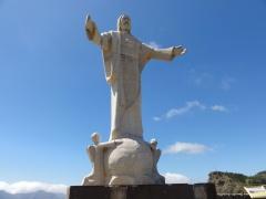 Christus-Figur in Artenara