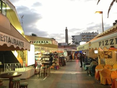 Darf vorerst auch nicht erneuert werden: Das Shoppingcenter Oasis.