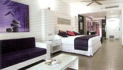 So sollen die Zimmer im neuen RIU Oasis aussehen.