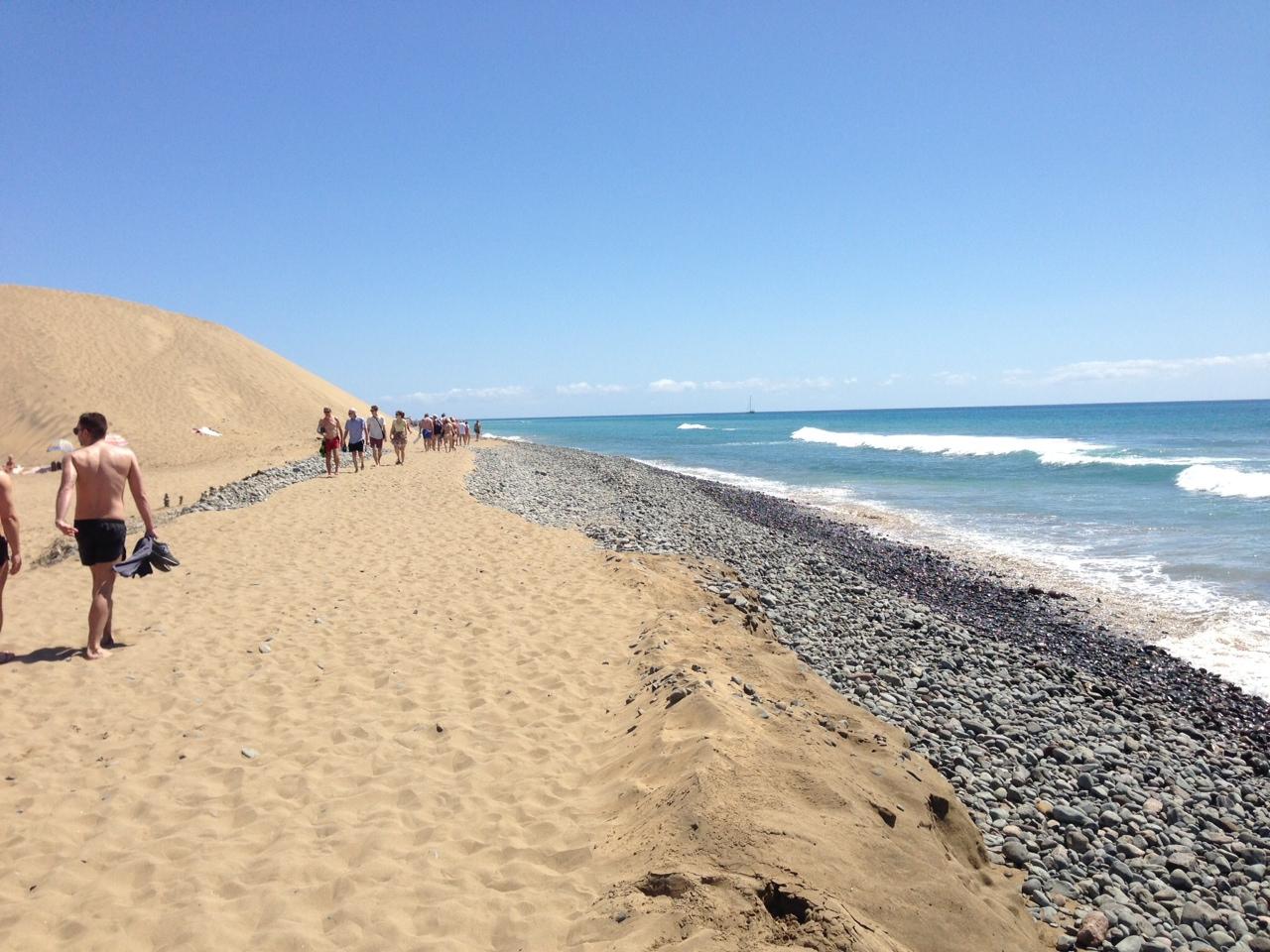 wetter playa del ingles aktuell