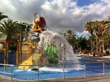 Konkurrenz zum Aqua-Park: Allerdings wird der Investor derzeit eher verschreckt.