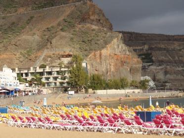 Die Playa de Mogan soll künftig weiter aufgehübscht werden.