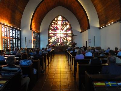 Die Kirche in Playa del Ingles