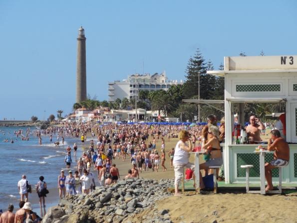 Die alten Kioske in Playa del Ingles und in Maspalomas werden endlich ersetzt. Nur wann?