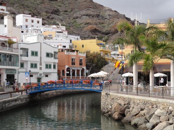 Ferienhäuser, auch in Puerto de Mogán, sind derzeit im Preis noch günstig zu bekommen.