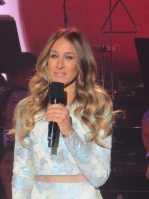 Sex and the City-Star Sahra Jessica Parker - ab Mittwoch in Maspalomas!