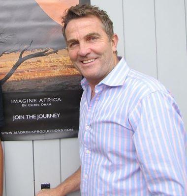 Bradley Walsh demnächst in Mogán.