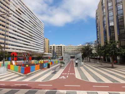 Las Palmas ist die größte Stadt der Kanaren...