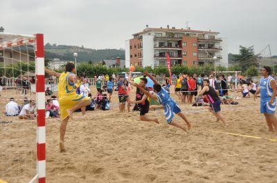 Beach-Handball. Foto: Wikipedia