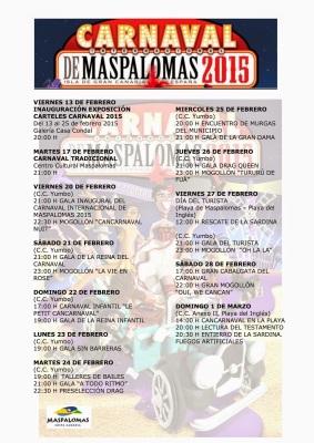 PROGRAMA_GENE_RICO_CARNAVAL_INTERNACIONAL_DE_MASPALOMAS_2015
